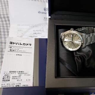 Grand Seiko - グランドセイコー SBGN011 GMT クォーツ 現行モデル 美中古