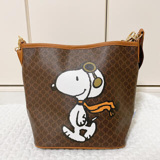 シマムラ(しまむら)の【新品未使用タグ付き】しまむら スヌーピー バッグ ショルダーバッグ(ショルダーバッグ)