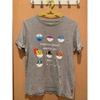 ユニクロ(UNIQLO)のユニクロTシャツ◆ポケモン(Tシャツ/カットソー)