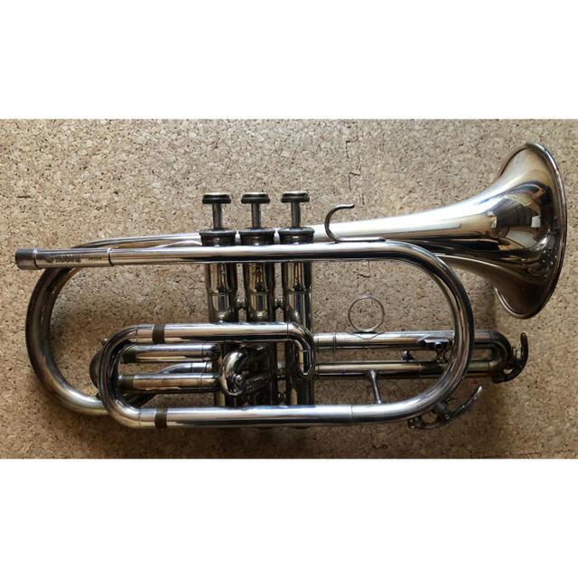 ヤマハ(ヤマハ)のYAMAHAコルネット YCR-333S 楽器の管楽器(トランペット)の商品写真