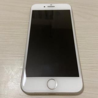 Apple - iphone8 64GB シルバー