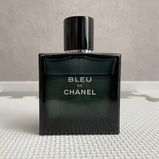 CHANEL - CHANEL 香水 ブルー