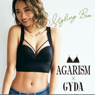 GYDA - GYDA x AGARISM アップミースタイリングブラ