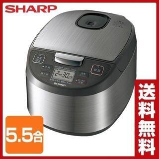 新品★シャープ(SHARP) 炊飯器 (5.5合) マイコン式 /neo(炊飯器)