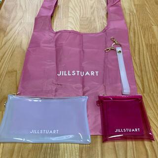 JILLSTUART - 更に値下げ ジルスチュアート エコバッグ&ポーチセット