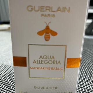 GUERLAIN - 新品未開封ゲランアクアアレゴリアマンダリンパシフィックミニチュア