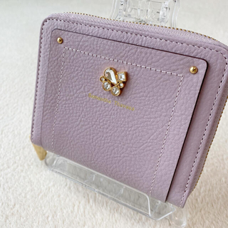 Samantha Thavasa - 【新品未使用】Samantha Thavasa 折り財布 ピンク