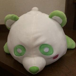 トリプルエー(AAA)のえ〜パンダ もちもちぬいぐるみ 緑 AAA 浦田直也(ミュージシャン)