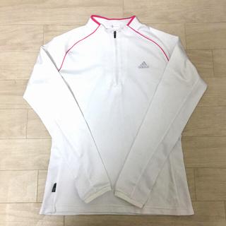 アディダス(adidas)のadidas アディダス 長袖 Tシャツ ロンT S(Tシャツ(長袖/七分))