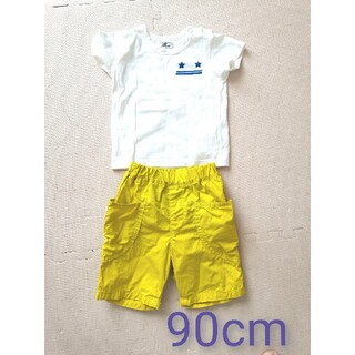 MARKEY'S - 90cm マーキーズ Tシャツ ショートパンツ セット