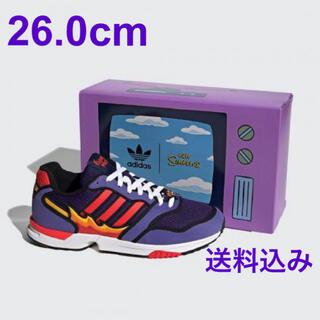 アディダス(adidas)のアディダスZX1000 シンプソンズ(スニーカー)