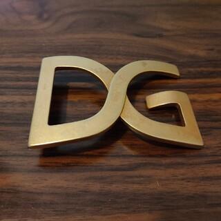 DOLCE&GABBANA - Dolce&Gabbana ベルト バックル メンズ