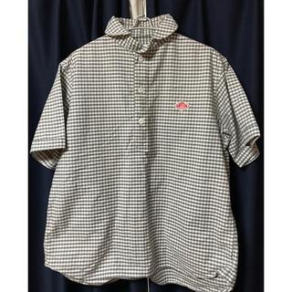 ダントン(DANTON)の□美品□ダントン 半袖ショールカラー プルオーバーシャツ(シャツ)