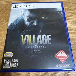 プレイステーション(PlayStation)のカプコン バイオハザード ヴィレッジ 8 Zバージョン BIOHAZARD(家庭用ゲームソフト)