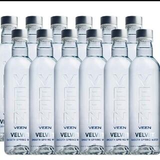 VEEN Water Velvet 660ml 12本  ミネラルウォーター(ミネラルウォーター)