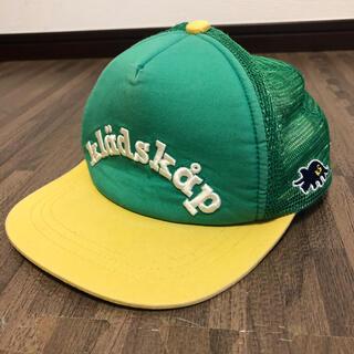 クレードスコープ(kladskap)の【クレードスコープ】キャップ 54(帽子)