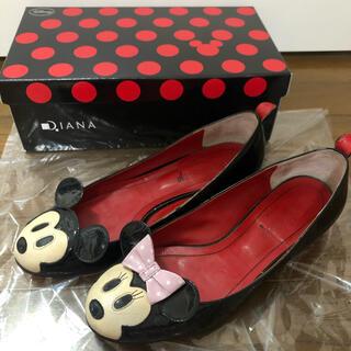 DIANA - Diana Disneyミッキー ミニーのパンプス