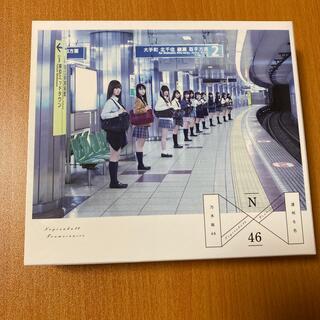 ノギザカフォーティーシックス(乃木坂46)の透明な色(Type-A)(ポップス/ロック(邦楽))