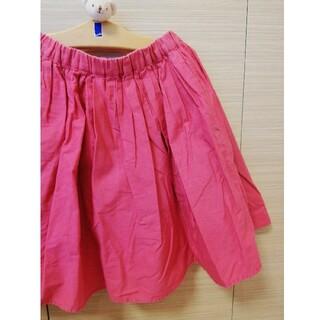 グローバルワーク(GLOBAL WORK)のピンク スカート GLOBAL WORK 130 140(スカート)