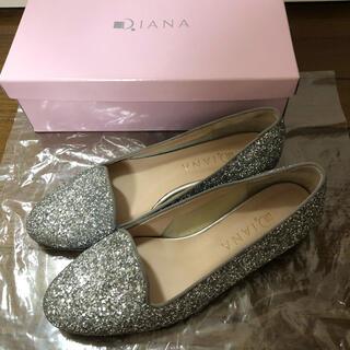DIANA - Diana シルバー パンプス