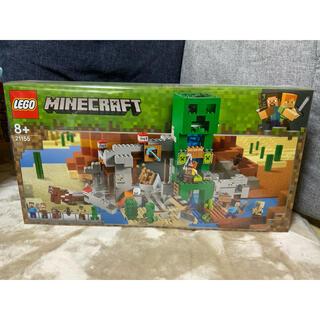 レゴ(Lego)のレゴ(LEGO) マインクラフト 巨大クリーパー像の鉱山 21155(積み木/ブロック)