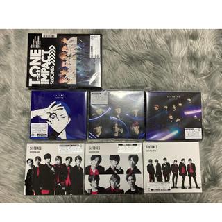 Johnny's - SixTONES DVD CD 初回盤含む 7枚セット