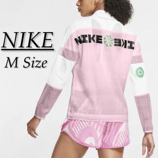 ナイキ(NIKE)の【新品】NIKE ナイキ レディース アイコンクラッシュ ランニングジャケット(ナイロンジャケット)