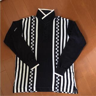 【ぼんくら様専用】男性用★ニコルスポーツ★ポロシャツ★長袖52(ウエア)