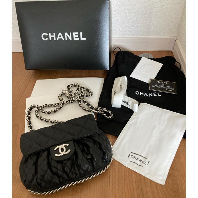 CHANEL(シャネル)のシャネル CHANEL チェーンアラウンドバック未使用 レディースのバッグ(ショルダーバッグ)の商品写真