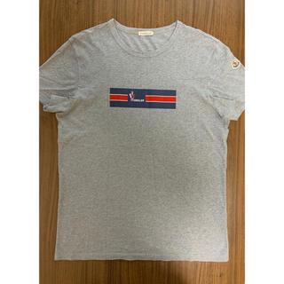 MONCLER - 極美品 モンクレール ロゴTシャツ