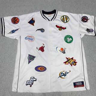 マジェスティック(Majestic)の古着 majestic マジェスティック ゲームシャツ NBA (バスケットボール)