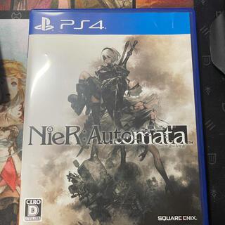 PlayStation4 - 【中山ゆなゆな様専用】NieR:Automata【ニーアオートマタ】