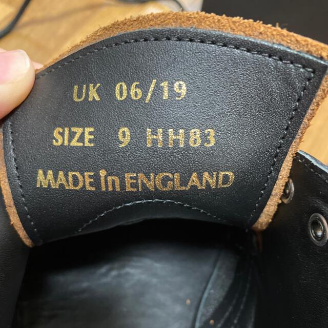 Dr.Martens(ドクターマーチン)のDr. Martens 1461 Hender Scheme 28cm メンズの靴/シューズ(ドレス/ビジネス)の商品写真