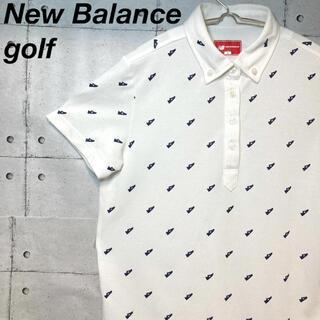 New Balance - 【美品】ニューバランスゴルフ ゴルフウェア レディース Lサイズ相当