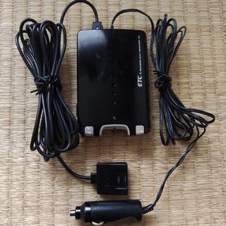 ミツビシ(三菱)の軽登録 ETC 分離型 シガー 加工 三菱 音声案内 軽自動車登(ETC)
