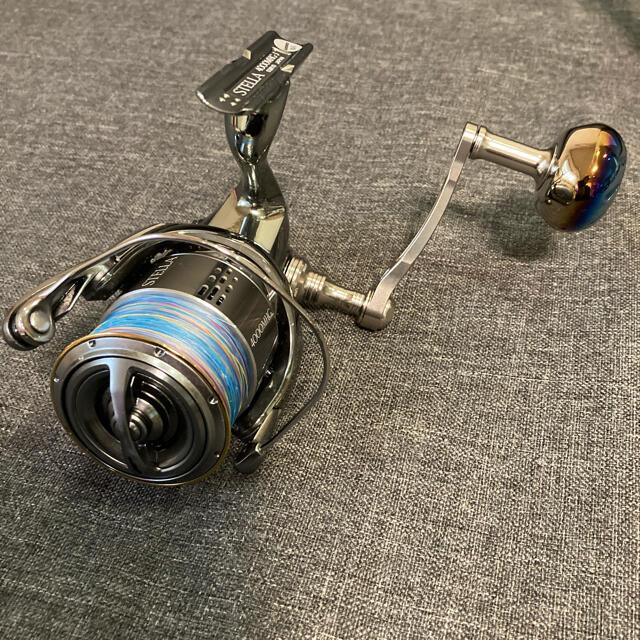 ステラ 18  4000 MHG  + リブレライトアーム 65 スポーツ/アウトドアのフィッシング(リール)の商品写真