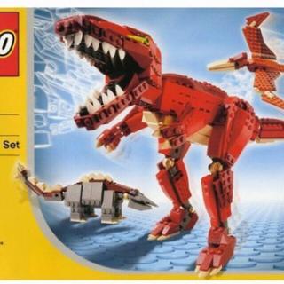 レゴ(Lego)のLEGO デザイナーセット 4507 恐竜(積み木/ブロック)