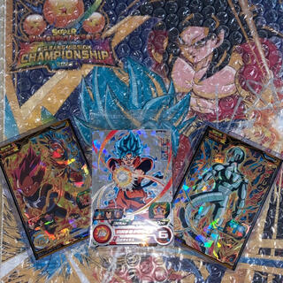ドラゴンボール(ドラゴンボール)のドラゴンボールヒーローズ紅蓮ベジータ&メタルクウラセット  (シングルカード)