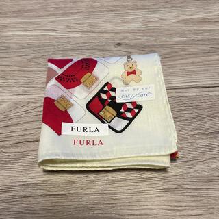 Furla - フルラハンカチバッグ柄