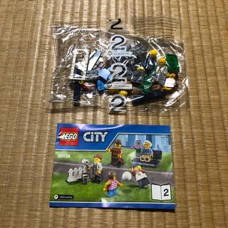レゴ(Lego)のLEGO 60134 ミニフィグセット②(知育玩具)