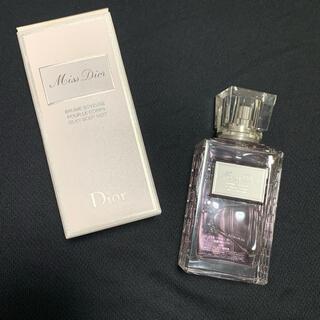ディオール(Dior)のミスディオール シルキーボディミスト 100ml(ボディローション/ミルク)