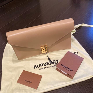 BURBERRY - Burberry/クラッチバック/新品未使用