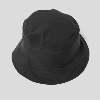 ロロピアーナ(LORO PIANA)のCOMESANDGOES LORO PIANA HAT ブラック(ハット)