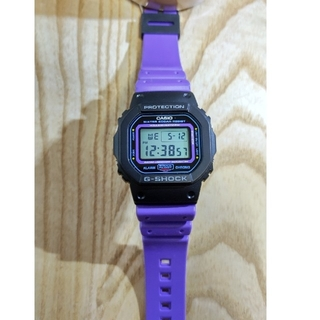 G-SHOCK - CASIO  G-SHOCK  DW-5600THS カスタム美品