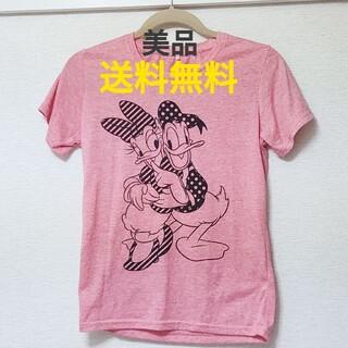 ディズニー(Disney)の送料無料 定価以下 美品 ビンテージドナルドダック デイジーダック 半袖Tシャツ(Tシャツ(半袖/袖なし))