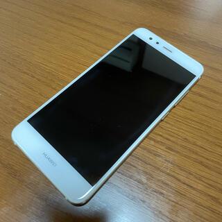 HUAWEI - Huawei P10lite  simフリー  美品