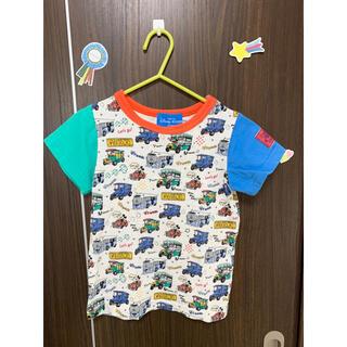 ディズニー(Disney)のディズニー キッズ Tシャツ 110センチ(Tシャツ/カットソー)