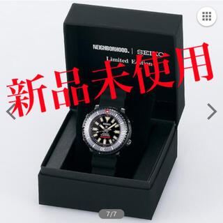 ネイバーフッド(NEIGHBORHOOD)の【新品未使用】セイコー プロスペック ネイバーフッド コラボ SBDY077(腕時計(アナログ))