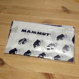 Mammut - MAMMUT 手ぬぐい 未使用