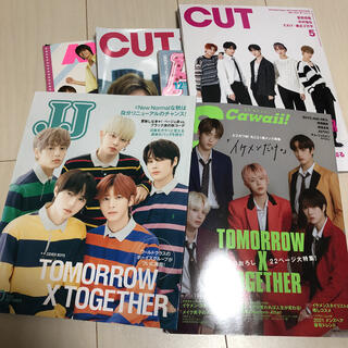 Myojo CUT Popteen S Cawaii! JJ TXT 雑誌(K-POP/アジア)